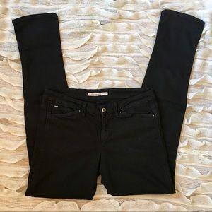Joe's Jeans   Black Chelsea Skinny Jeans 30